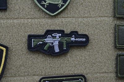 Rifle patch, Russian Tactical army morale military patch