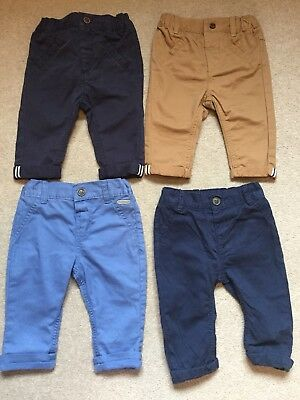 Boys Chinos Ex Condition 3-6 Months
