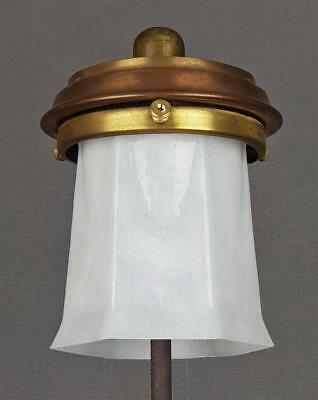 Vitreosil Inverted Gas Mantle Kerosene Paraffin Oil Lamp Shade Tilley KL80 Fit