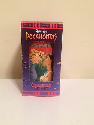 Disney Pocahontas Colors Of The Wind Collectors Cup