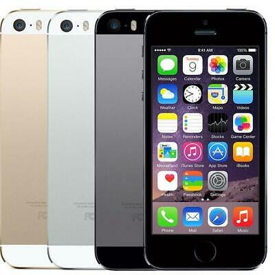 Apple iPhone 5s - Space Grey/White/Gold 16GB Unlocked Smartphone