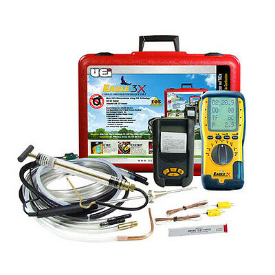 UEI C155OILKIT Eagle 2X Combustion Analyzer Oil Service Kit, Extended Life