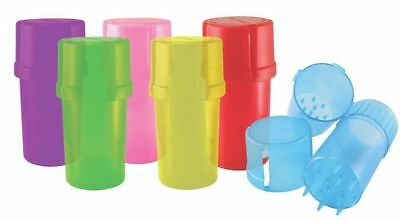 Airtainer Storage - 1 Container - Air Tight Grinder MedTainer Odor - Assorted