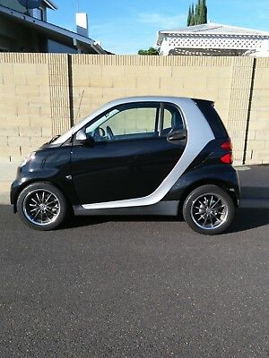2008 Smart Fortwo PASSION MART CAR FORTWO PASSION COUPE/HATCHBACK