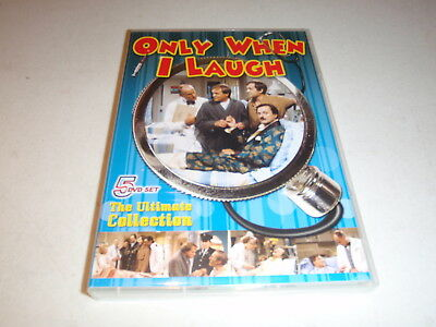 Only When I laugh: Complete British TV Series Seasons 1 2 3 4 Box / DVD Set
