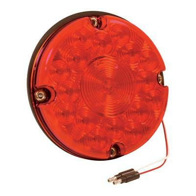 """Grote 55992 - Red 7"""" LED Stop Tail Turn Lights"""