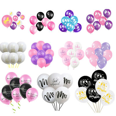 10pcs Latex Balloons Birthday Party Decoration Children Party Supplies Hot