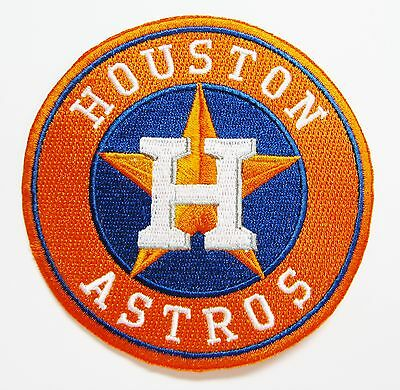 Lot Of (1) Mlb Houston Astros (H) Embroidered Patch Patches Item # 44