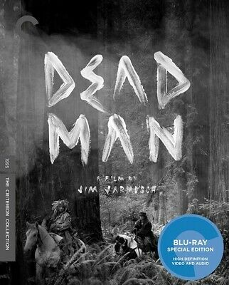 Dead Man (Criterion Collection) [New Blu-ray] Restored, Special Ed, 4K Masteri
