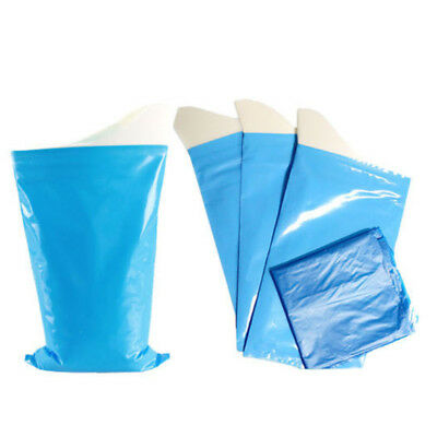 Unisex Disposable Mini Toilet Portable Potty Urinal Bag for Traveling Hot New