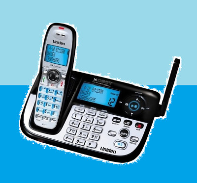 Uniden Xdect 7055  Extended Digital Cordless Phone System