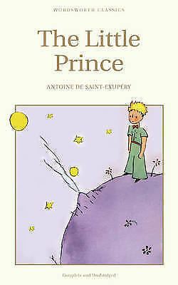 The Little Prince by Antoine De Saint-Exupery Paperback Book Free Shipping!