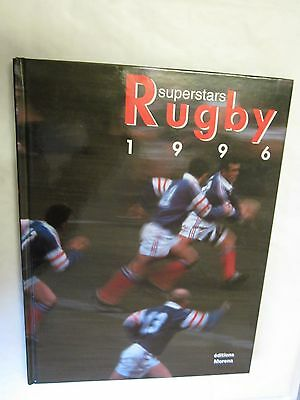 """Jean-Claude Buguin """"Rugby Superstars 1996"""" /Editions Morena 1996"""