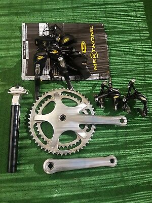 Mavic Mektronic SSC groupset starfish not shimano di2 no campagnolo super record