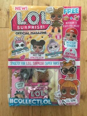 💕LOL Surprise Official Magazine Issue 2💕