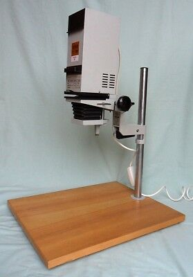 Krokus 35 Color SL photographic enlarger with Meopta Lens and B/W Safelight