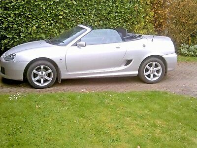 MG TF 120 automatic low miles stunning example
