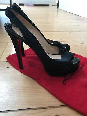 Christian Louboutin Shoes 'very Prive' Size 38.5