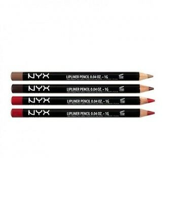 NYX Lip Liner Pencils Shade Expresso,RED,Plush RED and Nude Beige Pick ur shade