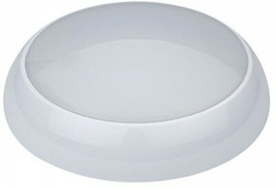 Biard 18W LED Round IP65 Emergency Bulkhead Light - Maintained/Non-Maintained -