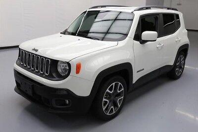 Jeep Renegade Latitude Texas Direct Auto 2015 Latitude Used 2.4L I4 16V Automatic FWD SUV Premium