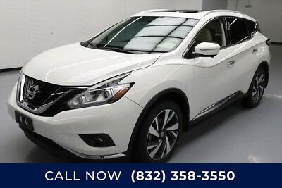 Nissan Murano Platinum 4dr SUV Texas Direct Auto 2015 Platinum 4dr SUV Used 3.5L V6 24V Automatic FWD SUV Bose
