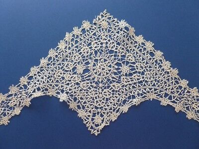 A Victorian Bedfordshire  Lace Fall Cap