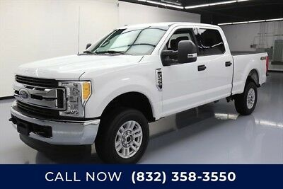 Ford F-250 4x4 XLT 4dr Crew Cab 6.8 ft. SB Pickup Texas Direct Auto 2017 4x4 XLT 4dr Crew Cab 6.8 ft. SB Pickup Used 6.2L V8 16V