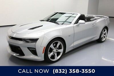 Chevrolet Camaro SS Texas Direct Auto 2017 SS Used 6.2L V8 16V Automatic RWD Convertible Premium