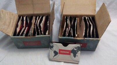 pack of ten free shipping Dictaphone Dictabelt Records