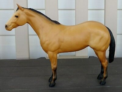 Breyer 1980 Model Horse Congress Buckskin Lady Phase. Factory New Condition!