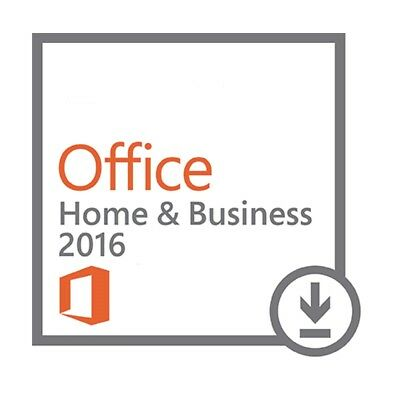 Office 2016 Home and Business 1PC Vollversion