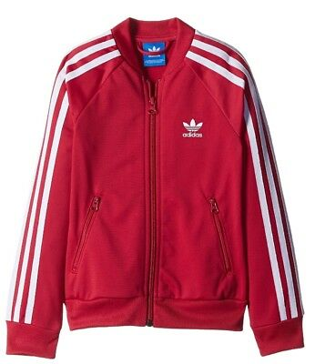 Adidas Originals Girls Superstar Jacket