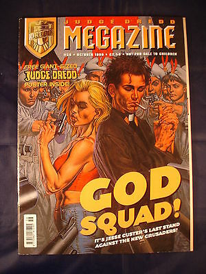 Judge Dredd Megazine - Issue 58 - October 1999