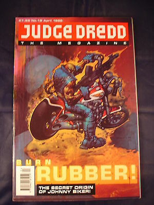 Judge Dredd Megazine - Issue 19 - April 1992