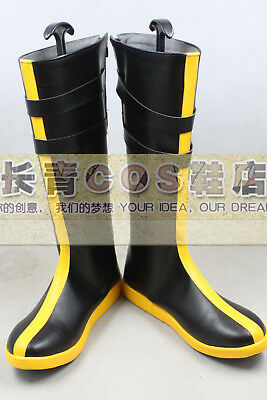 THE KING OF FIGHTERS KOF k9999 Cosplay Boots Shoes