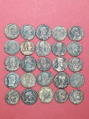 Lot 25 coin Old ancient roman empire coin. №369