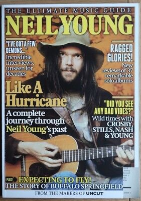 Uncut Magazine Special Edition Neil Young in near mint Condition