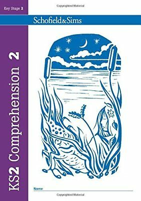 KS2 Comprehension Book 2: Year 4 Ages 8-9 by Schofield & Sims New Paperback Book