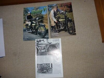 Royal Enfield Vee twins-historical & technical articles -now increased to 9 No.