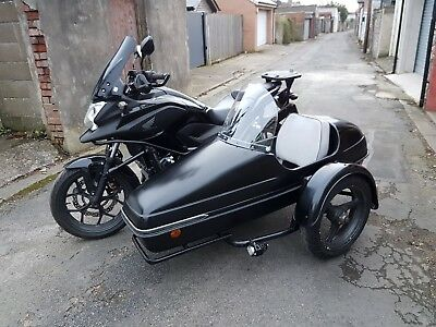 VELOREX SIDECAR, SQUIRE, Watsonian, outfit inc fittings