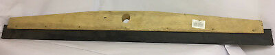 """36"""" Wooden Squeegee, Cleaning Equipment, To be used with Dia 29mm Handle"""
