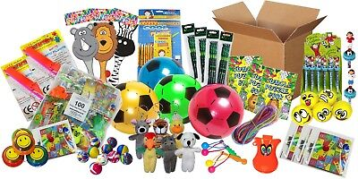 200 Tombola Toys Pta Party Fundraising Boys Girls School Fete Prizes Bag Fillers
