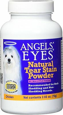 Natural Tear Stain Powder, ANGELS' EYES, 75 gram Chicken 1 pack