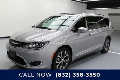 Chrysler Pacifica Limited Texas Direct Auto 2017 Limited Used 3.6L V6 24V Automatic FWD Minivan/Van