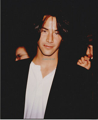 Keanu Reeves In 1993 Rare Hunky Candid 8X10
