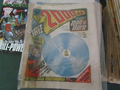 2000ad JOB LOT COLLECTION 1107 ISSUES PROG 1 DATED 1977 TO PROG 1676 DATED 2010