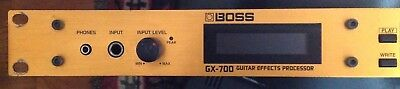 BOSS GX-700  with Power Supply effects distortion preamp Slipknot
