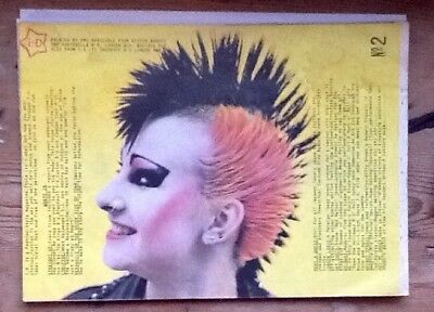 i-D magazine, issue No 2, 1980, very good condition