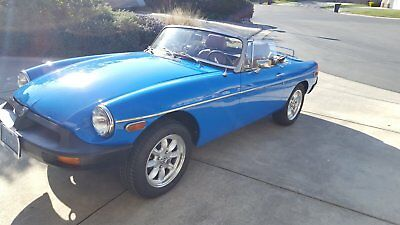 1974 MG MGB  1974.5 MGB Roadster For Sale